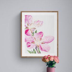 Delicately Floral