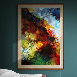 Energy Abstract Designs