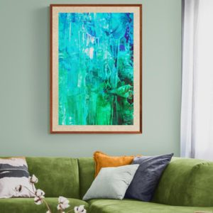 Forest Dwellers Abstract Designs