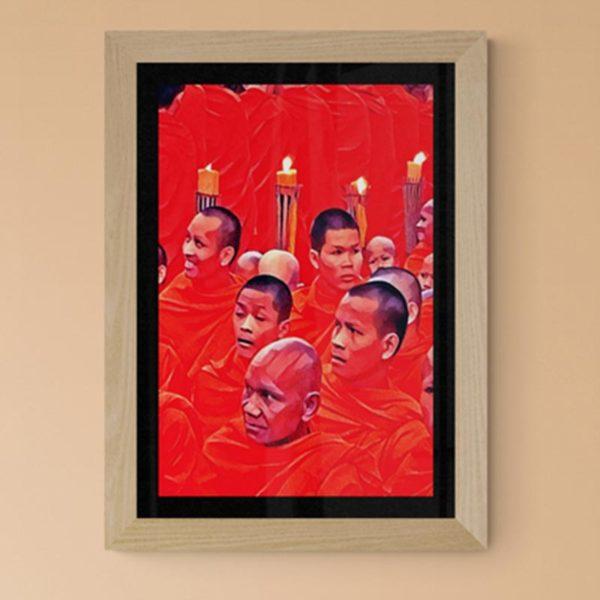 Monks People