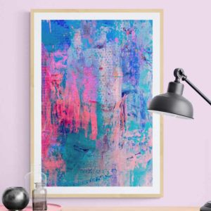 Abstract in Pastels Abstract Designs