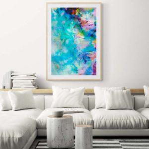 Beyond the Horizon Abstract Designs