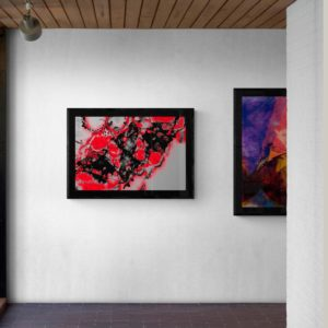 Melding Abstract Designs