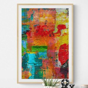 Carefree Abstract Designs