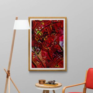 Carousel Abstract Designs