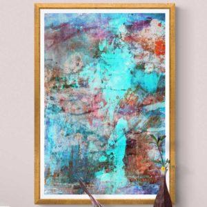 In Between Abstract Designs