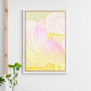 Flower Sketch Floral