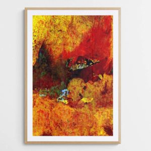Cavern Abstract Designs