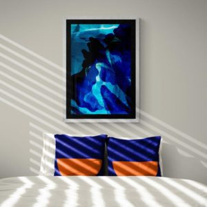 Sea Watchers Abstract Designs