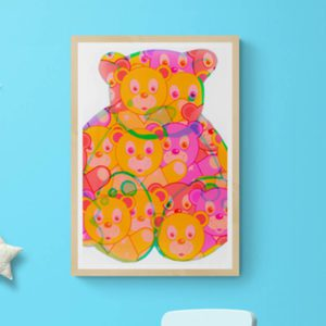 Playroom Bear Kids of All Ages