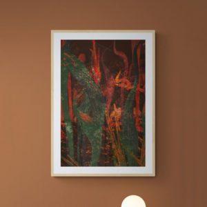 Night Magic Abstract Designs