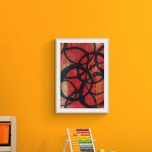 Circles Abstract Designs