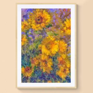 Sun Blooms Floral