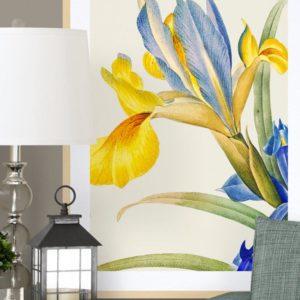 Iris Floral
