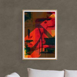 Spotlights Abstract Designs