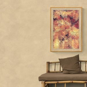 Honeycomb Abstract Designs