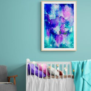 Lullaby Abstract Designs