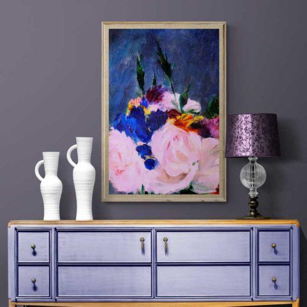Medulla Floral