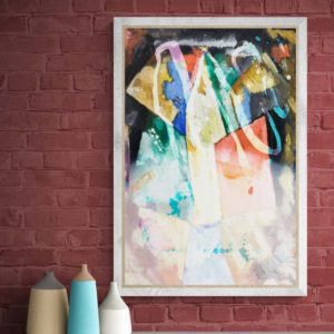 Blast Off Abstract Designs