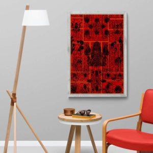 Ornamental Red
