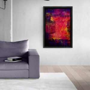 Scorched Abstract Designs