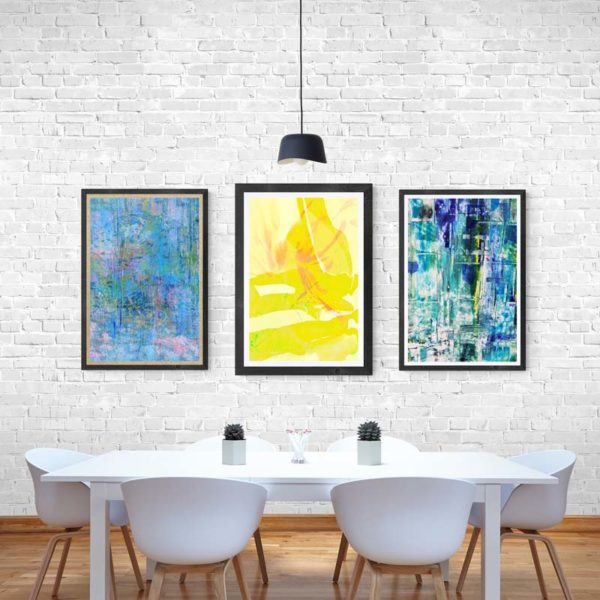 Emerging Abstract Designs