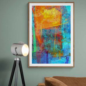 Giant Abstract Designs