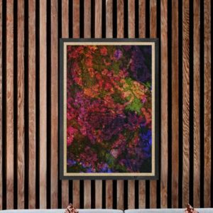 We Are Woven Together Abstract Designs