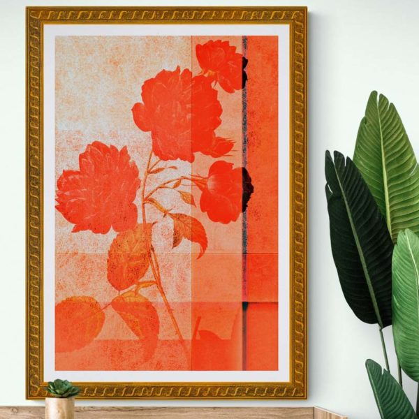 Shadow Play Floral