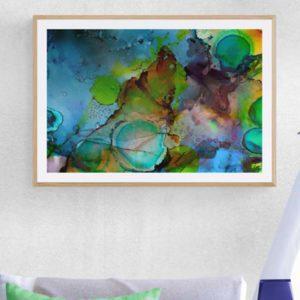 Below Abstract Designs
