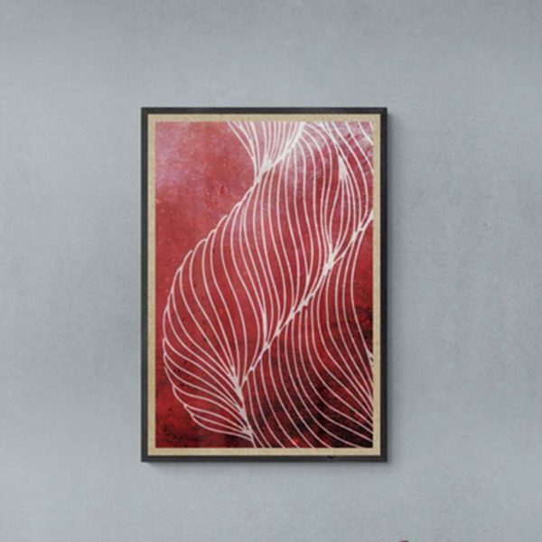 Undulations Abstract Designs