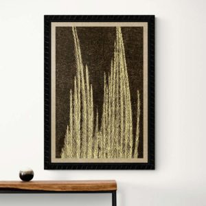 Upwards Abstract Designs