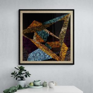 Hard Living Abstract Designs